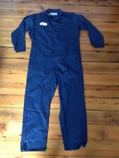 "Vtg Rockabilly Mechanic Jumpsuit ""116"" Oval Patch Coveralls 42x31 52"" Chest"