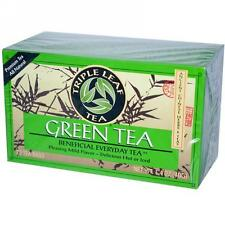 Triple Leaf Tea, Green Premium Tea, 20 tea bags