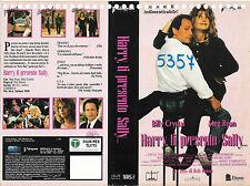 HARRY TI PRESENTO SALLY (1989) vhs ex noleggio