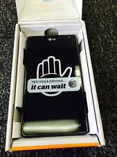 New Unlocked LG Optimus G E970 Android 16GB - Black (AT&T) Smartphone