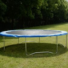 Safety Round Frame Blue Pad Spring Pad Replacement Cover for 14FT Trampolin