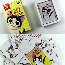 Hot Chi's Sweet Home Cute Chis Cartoon Solitaire Party Toys Playing Cards Poker