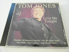 Tom Jones - Love Me Tonight / Cd 1 (CD Album) Used very good