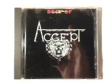ACCEPT Best of cd WEST GERMANY