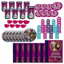 48 Piece Disney's Frozen Birthday Party Favors Loot Gifts Toys Value Mega Mix