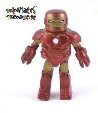 Marvel Minimates SDCC Exclusive Iron Man 3 Movie Hall of Armor Mark IV Iron Man