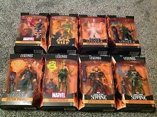 Marvel legende Doctor STRANGE WAVE 1-DORMAMMU BAF Series-Set di 8
