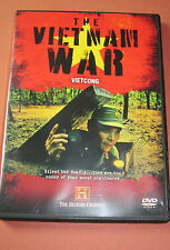 History Channel - The Vietnam: War Vietcong - DVD