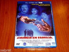 CRIMEN EN FAMILIA - English / Español - Precintada