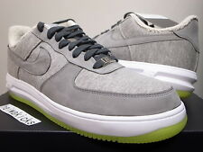 2014 LOOPWHEELER x NIKE LUNAR FORCE 1 LOOP QS JAPAN EXCLUSIVE 728937-001 size 10