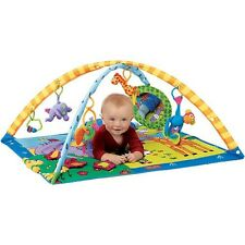 Tiny Love Gymini Super Deluxe Lights & Music Activity Gym - New! Free Shipping!