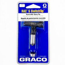 Graco 286411 RAC 5 Reversible Switch Tip for Airless Paint Spray Guns