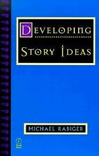 Developing Story Ideas Rabiger, Michael Paperback
