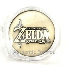NEW Legend of Zelda Breath of the Wild Collectible Coin - E3 2016 Exclusive