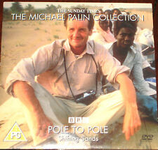 The Michael Palin Collection - Pole To Pole - Shifting Sands  (DVD)