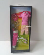 BARBIE Doll Clothes **PINK ON THE GREEN** Barbie Look Collector Fashion NEW