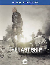 The Last Ship: The Complete Second Season (Blu-ray Disc, 2016, 3-Disc Set)