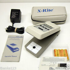 X-rite 331 Transmission Densitometer Battery Operated B/W Xrite 331 Excellent,,,