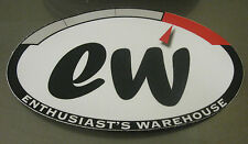 Enthusiast's Warehouse STICKER 100mm for Civic Integra Silvia Skyline EVO AE86
