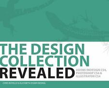 The Design Collection Revealed, Softcover: Adobe Indesign CS4, Adobe Photoshop C