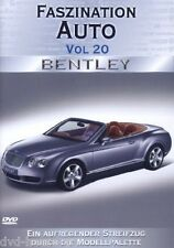 DVD * BENTLEY * NEU & OVP * Faszination Auto Vol. 20 *