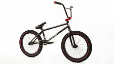 "FIT 2017 MAC 1 MATTE BLACK 20"" FIT BMX BIKE +DVD +SHIP SE SM Haro KINK SUNDAY GT"
