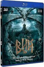 Viy  Вий 3D+2D (Blu-ray 3D+2D,Russian Classic, Gogol) RegionFREE