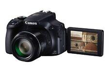 Canon PowerShot SX60 HS Zubehörpaket Accessoires 2xAkku Speicherkarte Tasche OVP