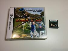 Original Frisbee Disc Sports: Ultimate & Golf  - Nintendo DS - Free, Fast P&P!