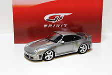1:18 GT Spirit Porsche CALL CTR 2 silver Limited 1250 NEW at PREMIUM-MODELCARS