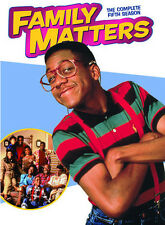 Family Matters: The Complete Fifth Season 888574353339 (DVD Used Very Good)