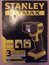 Stanley FatMax FMC705C LED luz de flash 18V-Unidad Desnuda Nuevo, Sellado