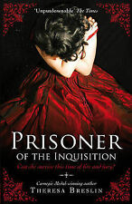 Prisoner of the Inquisition, Breslin, Theresa, New Book
