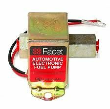 Universal Electric 12 Volt Fuel Pump Facet VW Bug Buggy Hot Rat Rod AC127200B/14