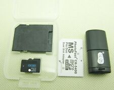 8GB MICRO SD CARD & PSP 8GB MEMORY STICK MS PRO DUO ADPT FOR SONY PSP TF8001