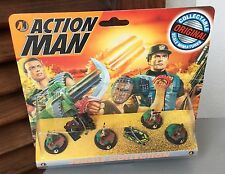 1996# Very Rare Action Man Scale Miniatures  Collectables #JUNGLE COLLECTION#