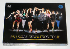SNSD Girls Generation - 2011 GIRLS' GENERATION TOUR DVD [2 Discs+Photobook]
