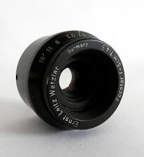 Ernst Leitz Leica Focotar 5cm F4.5 Enlarging Lens :FREE UK POST: