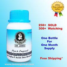 Dr James Glutathione - Skin Whitening Pills
