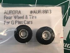 AURORA AFX G-Plus Rear Wheel and Tire 1pair from Mid-America Raceway