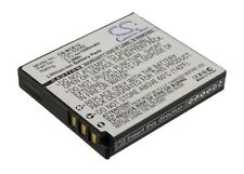 3.7V battery for Panasonic Lumix DMC-FX37W, Lumix DMC-FX30EG, Lumix DMC-FX38P