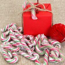 68 Mini Natale bastoncini di zucchero Grande Calza Filler tree decoration