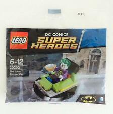 "LEGO 30303 DC Super Heroes JOKER "" The Joker Bumper Car "" - Hot Item"