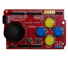 JoyStick Breakout Module Shield PS2 Joystick Game Controller For Arduino hots