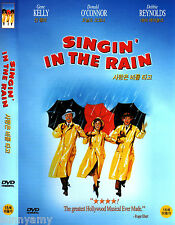 Singin Singing in the Rain DVD - Gene Kelly Debbie Reynolds Donald OConnor (NEW)