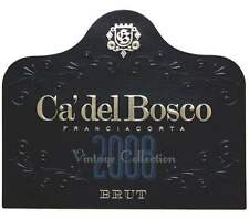 6 bottles BRUT 2010 FRANCIACORTA VINTAGE COLLECTION DOCG CA' DEL BOSCO