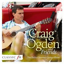 CRAIG OGDEN - CRAIG OGDEN AND FRIENDS: CD ALBUM (June 22nd, 2015)