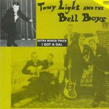 LP - Tony Light & Bell Boys - Best Of 1961