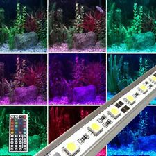 Aquarium Strip LED Light Colorful Waterproof 80cm 44 Keys Remote RC Fish Tank