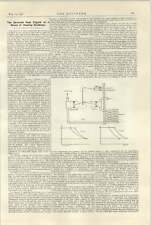 1922 Reversed Heat Engine To Heat Buildings The Motor Ship Pinzon